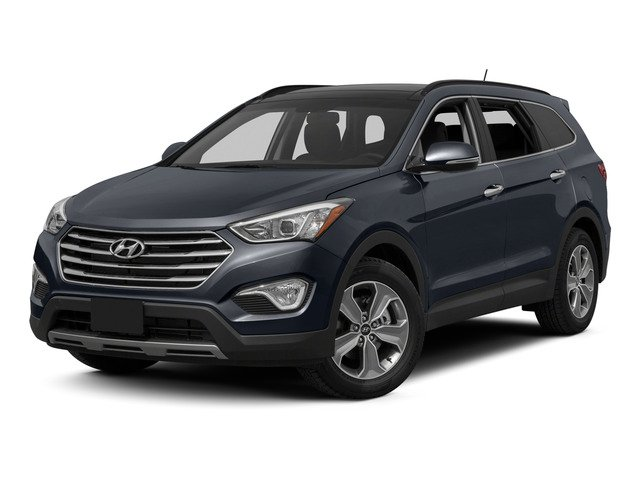 Night Sky Pearl 2015 Hyundai Santa Fe Pictures Santa Fe Utility 4D Limited 2WD photos front view