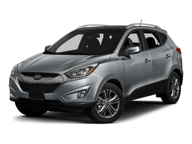 Shadow Grey Metallic 2015 Hyundai Tucson Pictures Tucson Utility 4D Limited AWD I4 photos front view