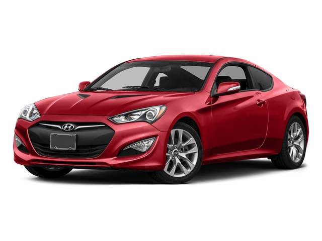Tsukuba Red 2015 Hyundai Genesis Coupe Pictures Genesis Coupe 2D V6 photos front view