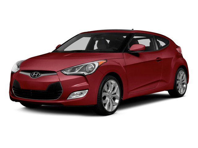 Boston Red Metallic 2015 Hyundai Veloster Pictures Veloster Coupe 3D I4 photos front view
