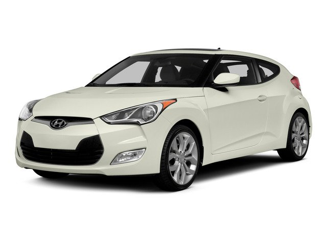 Century White 2015 Hyundai Veloster Pictures Veloster Coupe 3D I4 photos front view