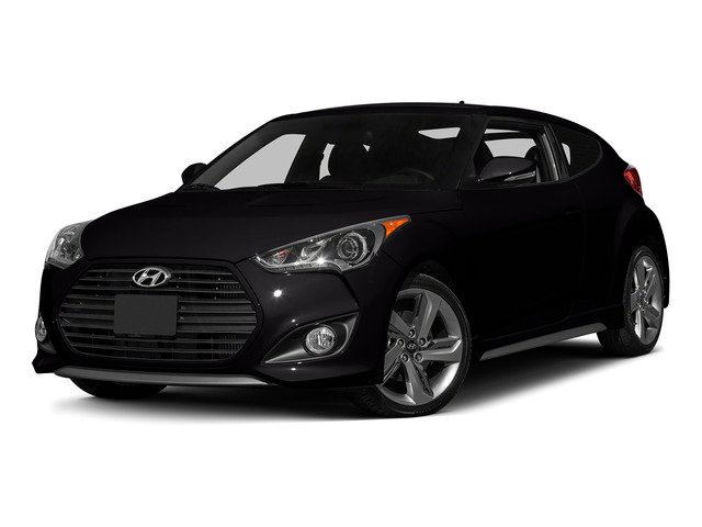 Ultra Black Pearl 2015 Hyundai Veloster Pictures Veloster Coupe 3D I4 Turbo photos front view