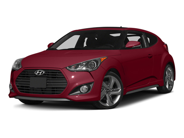 Boston Red Metallic 2015 Hyundai Veloster Pictures Veloster Coupe 3D I4 Turbo photos front view