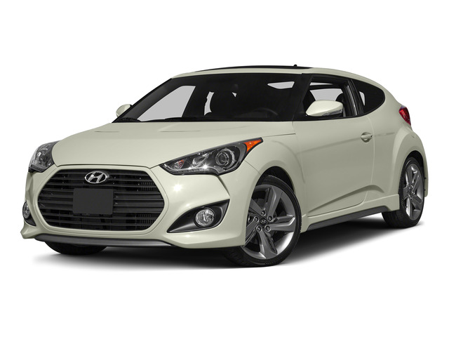 Century White 2015 Hyundai Veloster Pictures Veloster Coupe 3D I4 Turbo photos front view