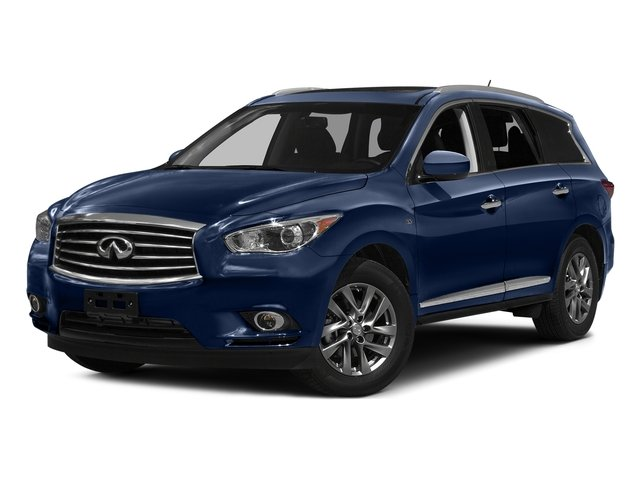Hermosa Blue 2015 INFINITI QX60 Pictures QX60 Utility 4D 2WD V6 photos front view