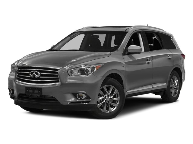 Liquid Platinum 2015 INFINITI QX60 Pictures QX60 Utility 4D 2WD V6 photos front view