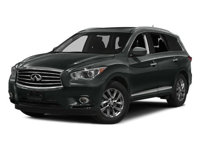 Graphite Shadow 2015 INFINITI QX60 Pictures QX60 Utility 4D 2WD V6 photos front view