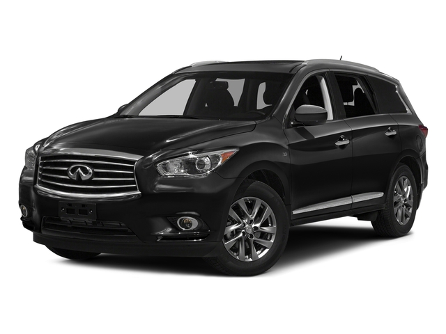 Black Obsidian 2015 INFINITI QX60 Pictures QX60 Utility 4D 2WD V6 photos front view