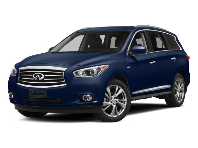 Hermosa Blue 2015 INFINITI QX60 Pictures QX60 Utility 4D Hybrid AWD I4 photos front view