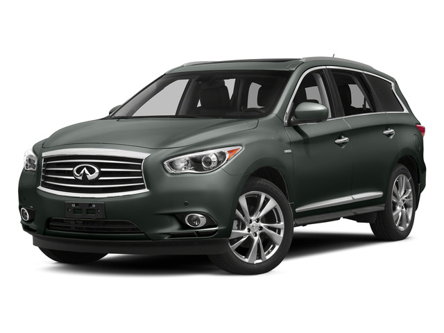 Emerald Graphite 2015 INFINITI QX60 Pictures QX60 Utility 4D Hybrid AWD I4 photos front view