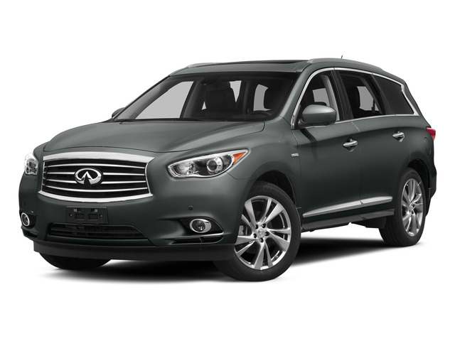 Graphite Shadow 2015 INFINITI QX60 Pictures QX60 Utility 4D Hybrid 2WD I4 photos front view