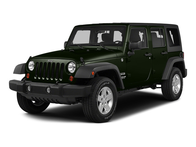 Tank Clearcoat 2015 Jeep Wrangler Unlimited Pictures Wrangler Unlimited Utility 4D Unlimited Rubicon 4WD V6 photos front view