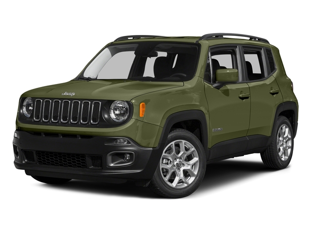 Commando 2015 Jeep Renegade Pictures Renegade Utility 4D Latitude AWD I4 photos front view