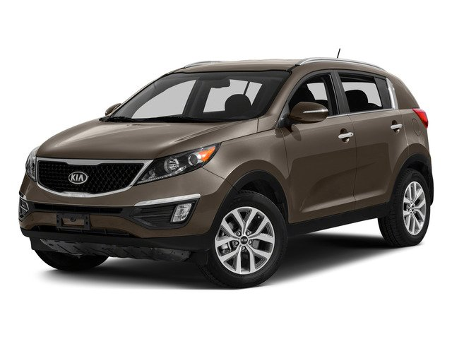 Sand Track 2015 Kia Sportage Pictures Sportage Utility 4D LX 2WD I4 photos front view