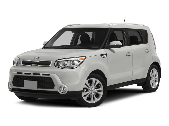 Clear White 2015 Kia Soul Pictures Soul Wagon 4D I4 photos front view