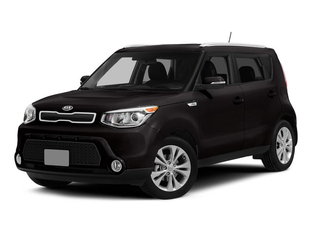 Shadow Black 2015 Kia Soul Pictures Soul Wagon 4D I4 photos front view