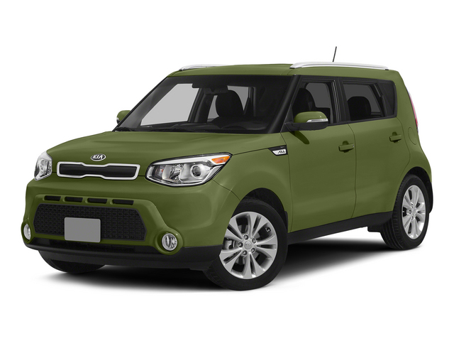 Alien II 2015 Kia Soul Pictures Soul Wagon 4D I4 photos front view