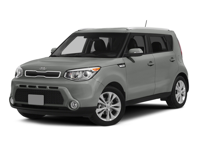 Titanium Gray 2015 Kia Soul Pictures Soul Wagon 4D I4 photos front view