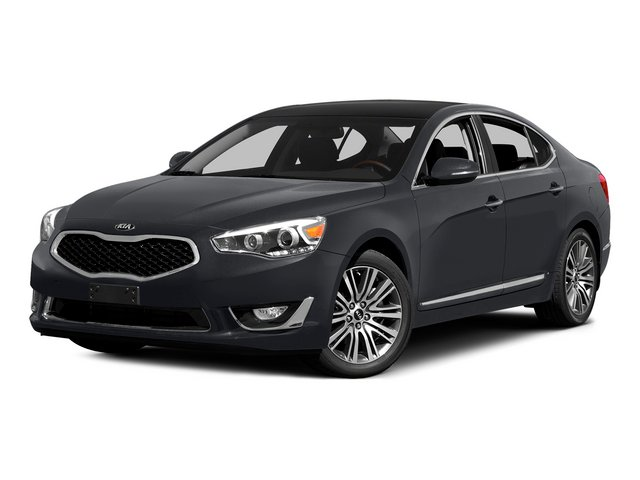 Platinum Graphite 2015 Kia Cadenza Pictures Cadenza Sedan 4D Premium V6 photos front view