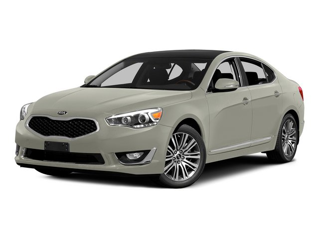 Satin Metal 2015 Kia Cadenza Pictures Cadenza Sedan 4D Premium V6 photos front view