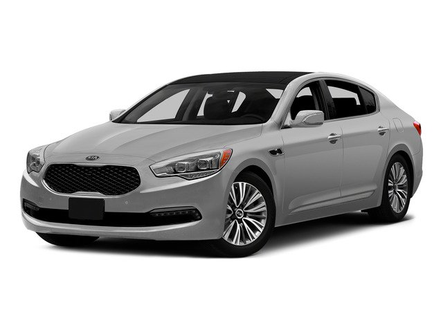 Mineral Silver 2015 Kia K900 Pictures K900 Sedan 4D V8 photos front view
