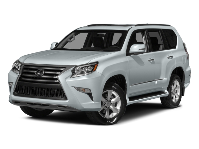 Silver Lining Metallic 2015 Lexus GX 460 Pictures GX 460 Utility 4D Premium 4WD V8 photos front view