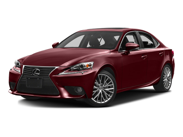 Matador Red Mica 2015 Lexus IS 250 Pictures IS 250 Sedan 4D IS250 V6 photos front view