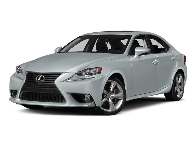 Silver Lining Metallic 2015 Lexus IS 350 Pictures IS 350 Sedan 4D IS350 V6 photos front view