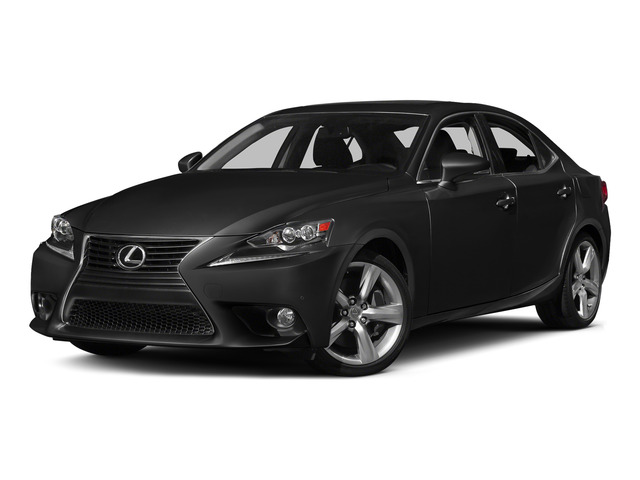 Obsidian 2015 Lexus IS 350 Pictures IS 350 Sedan 4D IS350 V6 photos front view