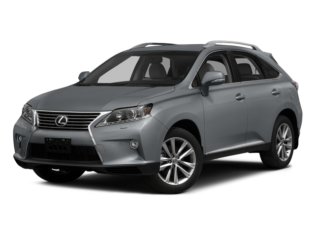 Nebula Gray Pearl 2015 Lexus RX 350 Pictures RX 350 Utility 4D 2WD V6 photos front view