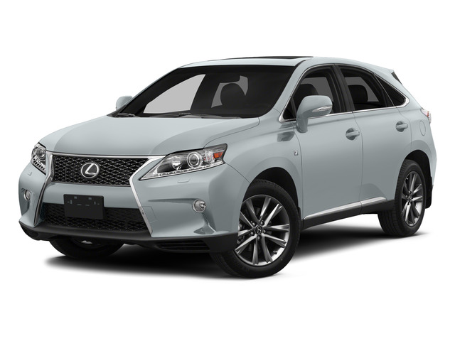 Silver Lining Metallic 2015 Lexus RX 350 Pictures RX 350 Utility 4D AWD V6 photos front view