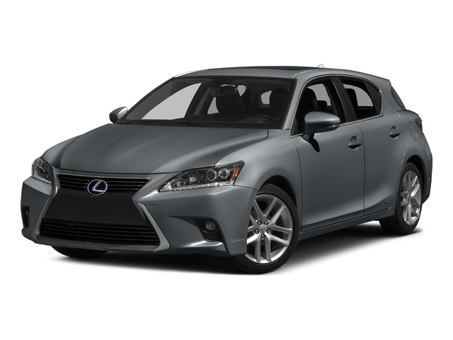 Nebula Gray Pearl 2015 Lexus CT 200h Pictures CT 200h Hatchback 5D CT200h I4 Hybrid photos front view