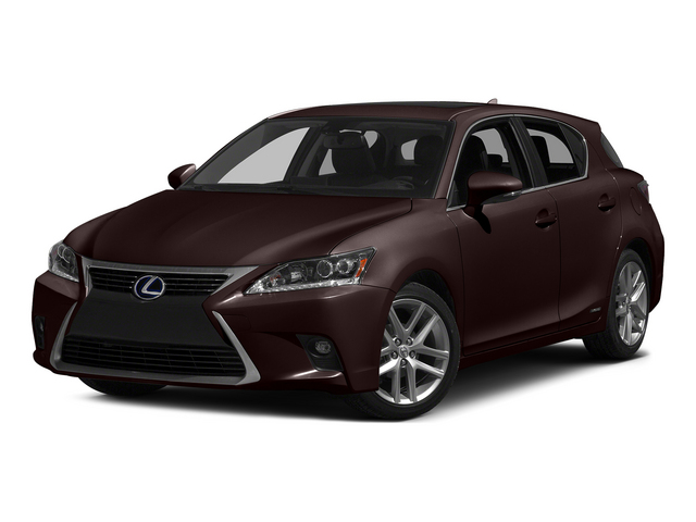 Fire Agate Pearl 2015 Lexus CT 200h Pictures CT 200h Hatchback 5D CT200h I4 Hybrid photos front view