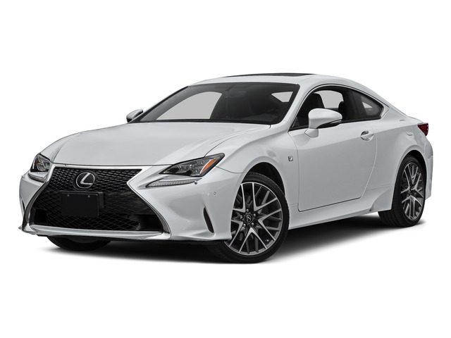 Ultra White 2015 Lexus RC 350 Pictures RC 350 Coupe 2D RC350 V6 photos front view