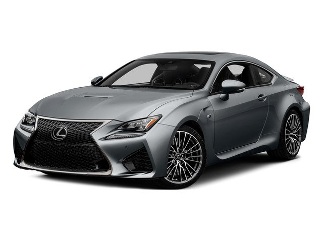 Nebula Gray Pearl 2015 Lexus RC F Pictures RC F Coupe 2D RC-F V8 photos front view