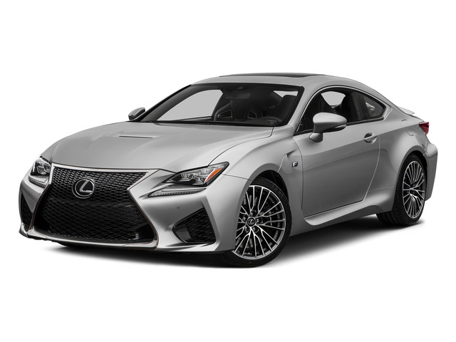 Liquid Platinum 2015 Lexus RC F Pictures RC F Coupe 2D RC-F V8 photos front view