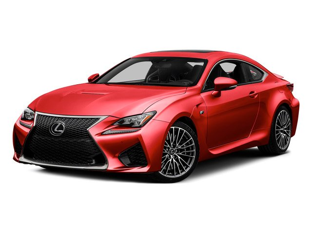 Infrared 2015 Lexus RC F Pictures RC F Coupe 2D RC-F V8 photos front view