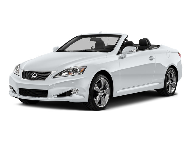 Ultra White 2015 Lexus IS 350C Pictures IS 350C Convertible 2D IS350 V6 photos front view