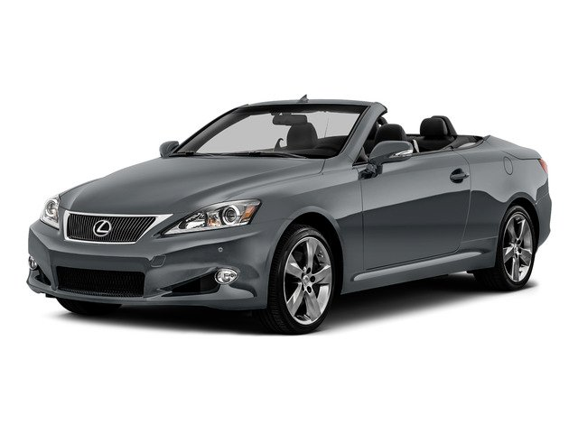 Nebula Gray Pearl 2015 Lexus IS 350C Pictures IS 350C Convertible 2D IS350 V6 photos front view