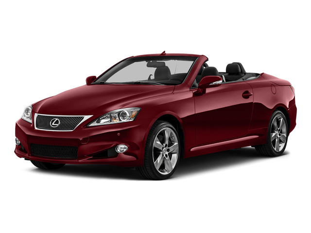 Matador Red Mica 2015 Lexus IS 350C Pictures IS 350C Convertible 2D IS350 V6 photos front view