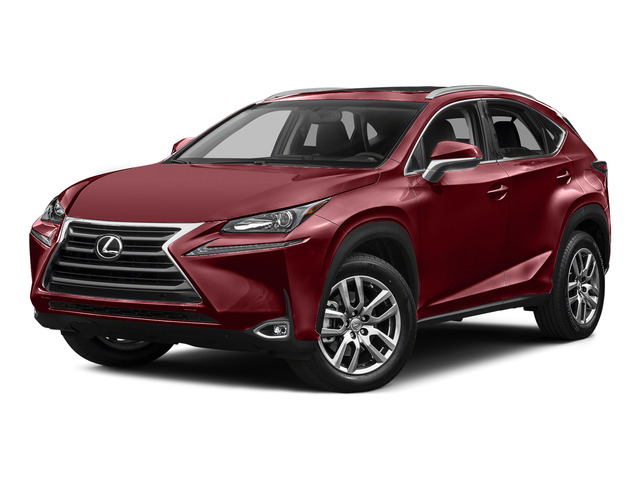 Matador Red Mica 2015 Lexus NX 200t Pictures NX 200t Utility 4D NX200t 2WD I4 Turbo photos front view