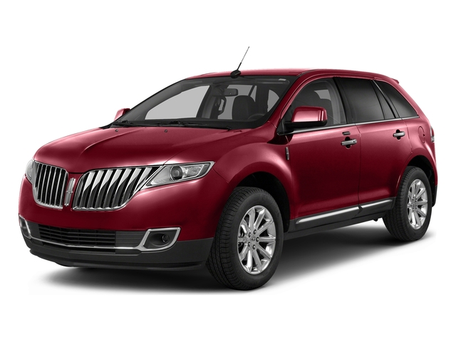 Ruby Red Metallic Tinted Clearcoat 2015 Lincoln MKX Pictures MKX Wagon 4D Elite AWD photos front view