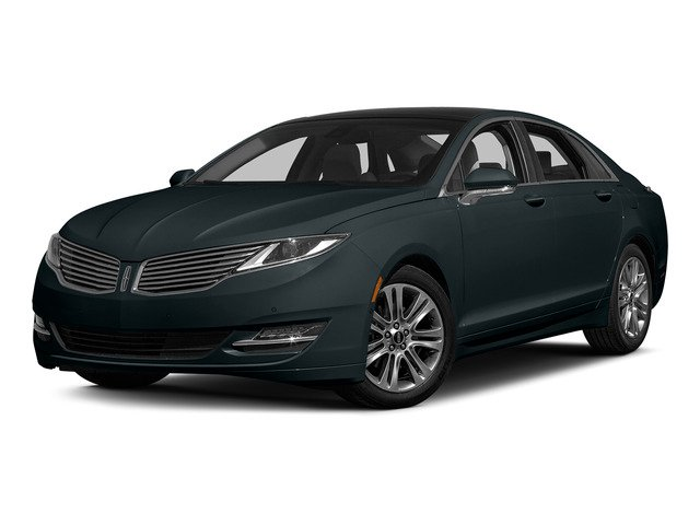 Guard Metallic 2015 Lincoln MKZ Pictures MKZ Sedan 4D V6 photos front view