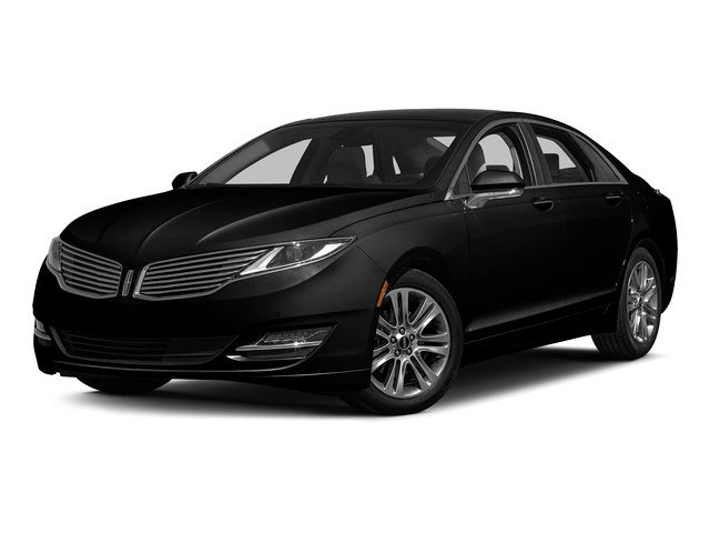 Black Tie 2015 Lincoln MKZ Pictures MKZ Sedan 4D Black Label AWD V6 photos front view