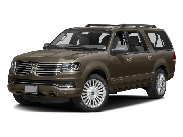 Java Metallic 2015 Lincoln Navigator L Pictures Navigator L Utility 4D Select 2WD V6 Turbo photos front view