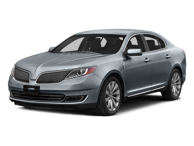Luxe 2015 Lincoln MKS Pictures MKS Sedan 4D V6 photos front view