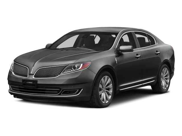 Magnetic 2015 Lincoln MKS Pictures MKS Sedan 4D V6 photos front view