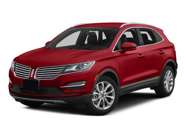 Ruby Red Metallic Tinted Clearcoat 2015 Lincoln MKC Pictures MKC Utility 4D Select AWD I4 Turbo photos front view