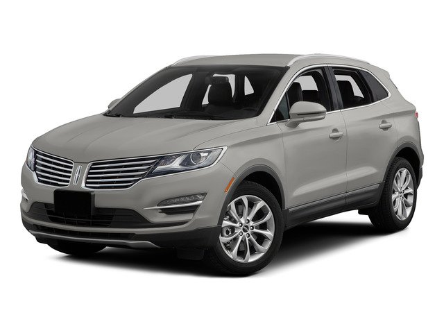 Silver Sand Metallic 2015 Lincoln MKC Pictures MKC Utility 4D Select AWD I4 Turbo photos front view
