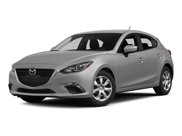 Liquid Silver Metallic 2015 Mazda Mazda3 Pictures Mazda3 Wagon 5D i GT I4 photos front view